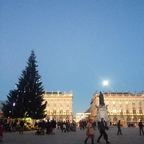 Moonshine in Nancy
