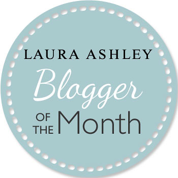 blogger of the month badge
