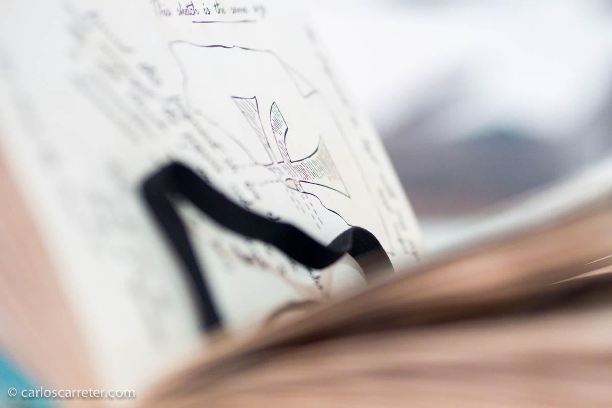 Cuaderno de notas del Dr. Jones (Indiana Jones y la Última Cruzada)