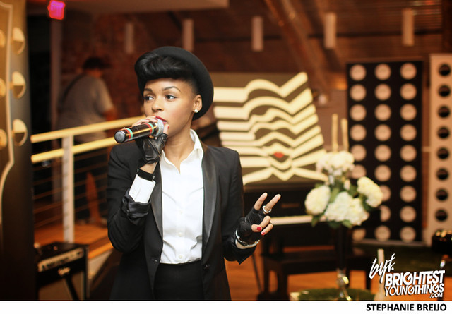 Janelle Monae Electric Lady Photos DC Brightest Young Things5