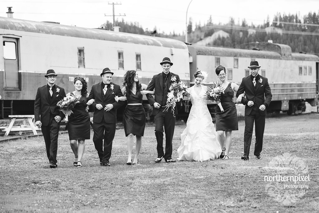 Dennis & Cory's Wedding - Prince George BC