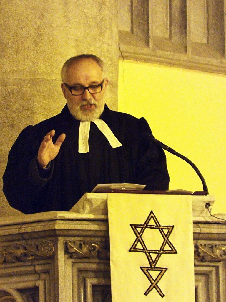 Sermon of Jiří Gruber (it was really good, social sensitive and inteligent talk, I liked it very much)