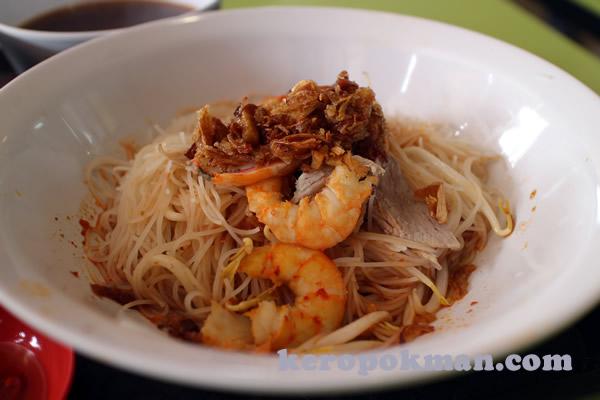 Whampoa Prawn Noodles @ Tekka Market