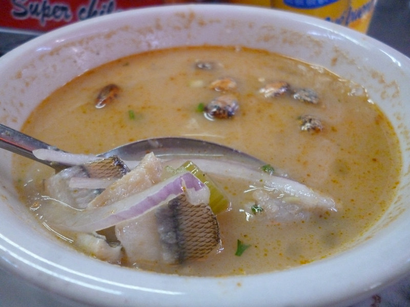 Fish in my fish soup