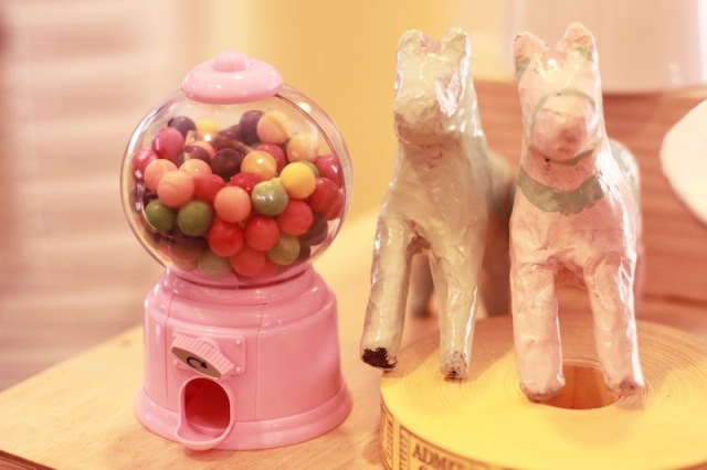 Carnival Toy Box Pink: Sophie's Pink Carnival Themed Party – 1st Birthday
