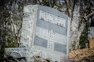 Caldwell Grave