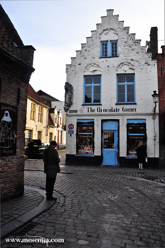 The Chocolate Corner a Brugges