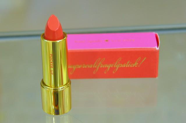 Kate Spade Supercalifragilipstick Lipstick Peach Snaps