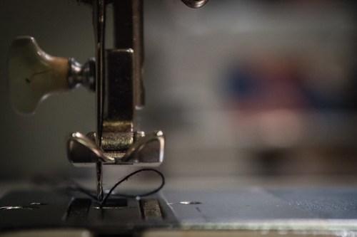 262 // 365 - Sewing // Nähen