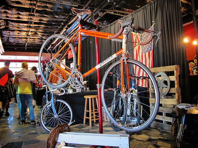 DalTex at Texas Custom Bicycle Show 2013