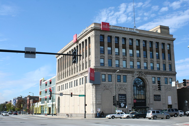 CVS at former MB Financial Bank