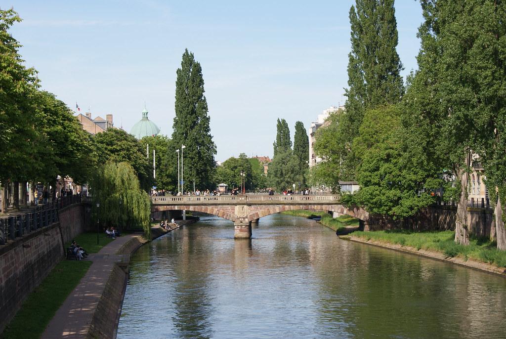 Le pont du Marché