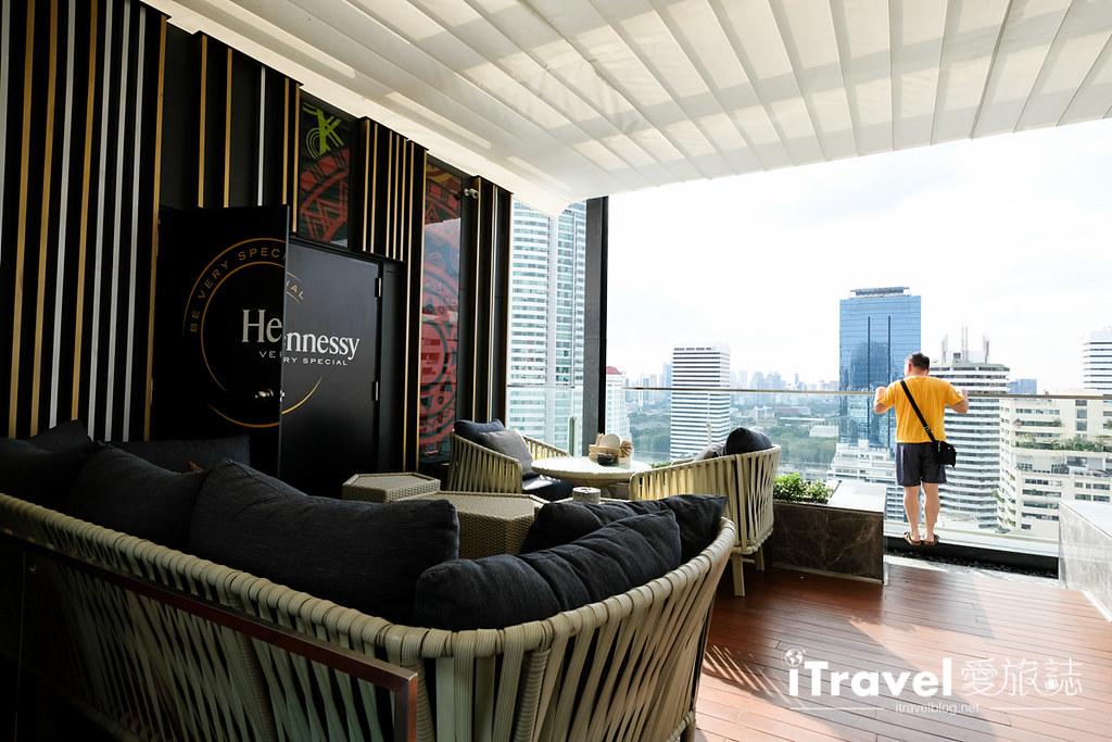 诺富特曼谷素坤逸酒店 Novotel Bangkok Sukhumvit 20 (48)