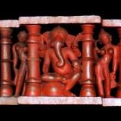 India - Madhya Pradesh - Khajuraho - Vishvanath Temple - 64f