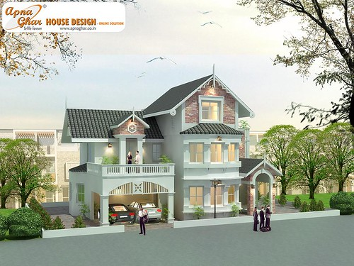 Triplex Home Plan Easy Home Plans