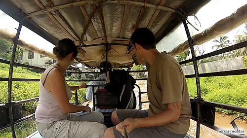 Tuk-Tuk en Mawlamyine (Myanmar)
