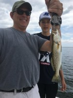 Slam Trout Charter 813-245-4738