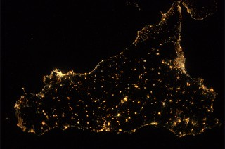 Sicily: an island of light, a lighthouse for a space travelerKEEP FOR 10 AUGUST