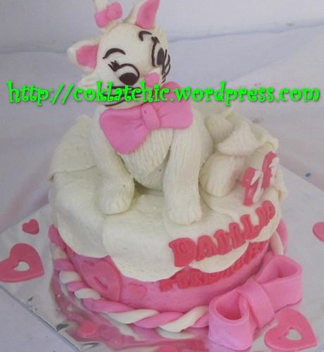 Cake Marie the Cat