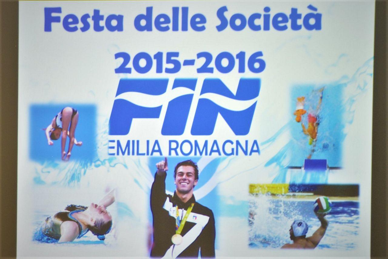 Festa delle Società FIN ER 2015-2016