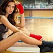 SPORTS - sara sampaio girl fitness gym wallpaper  1920x1080  584686 ...