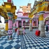 India - Uttar Pradesh - Mathura - Kesava Deo Temple - 6.