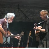 Trey Anastasio joins Bob Weir  for acoustic sit in at Wanee Festival  - covers Lady Gaga Grateful Dead and Phish. Full Setlist, Bob Weir and Campfire Band - w video!   Please share!  🏰 🐢 💀 🌹 🌈 🎸 🎶  De