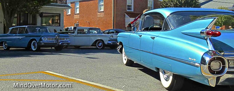 Cadillac Fins at the Rehoboth Beach
