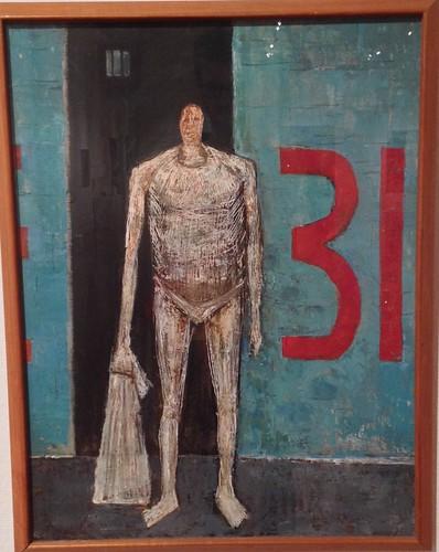 Warehouse No. 31, Cho Yang-gyu, 1955