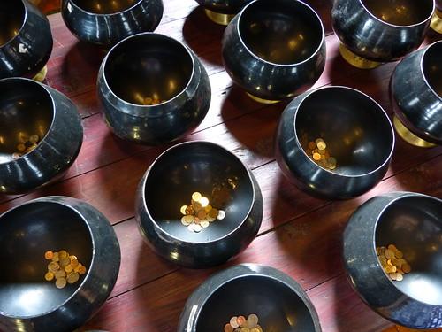 coin bowls