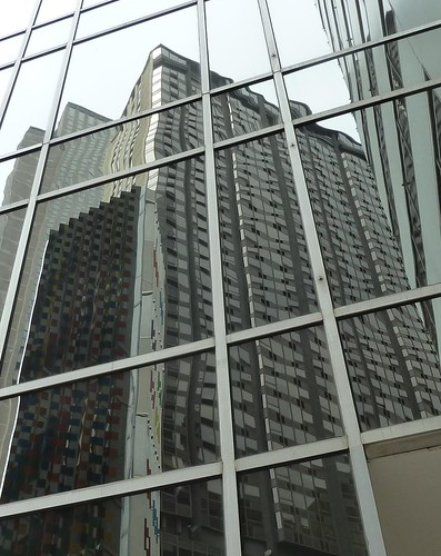 Chicago, Building Reflection