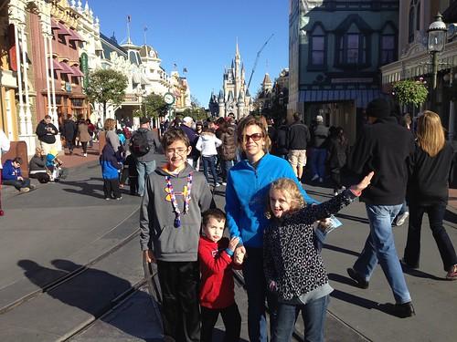 Disney Day 3 - Magic Kingdom Main Street USA