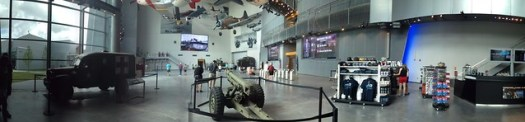 National WWII Museum, New Orleans LA