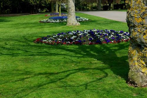 20130502-05_Formal Garden Flowe Beds_Coventry War Memorial Park by gary.hadden