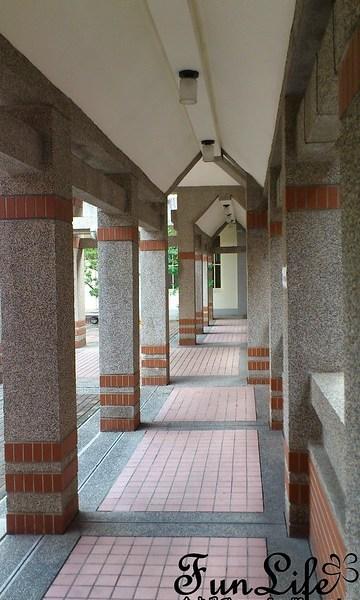柳原教堂-這是復古走廊