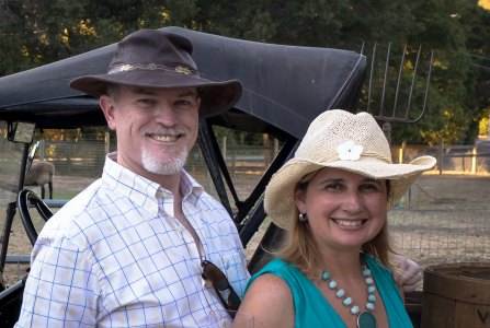 Cobus and Maureen