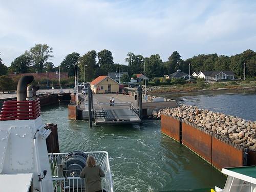 Leaving Rørvig