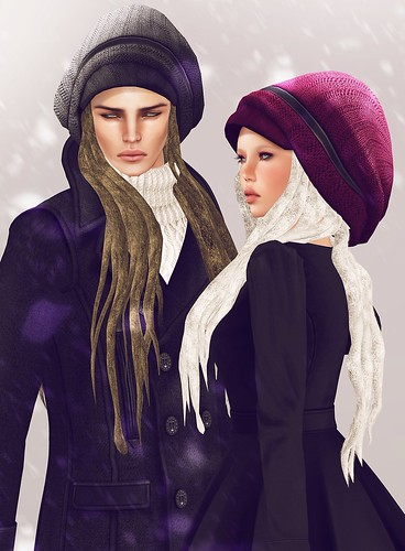 ~Tableau Vivant~ Dreadlow hair