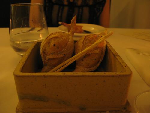 small breads