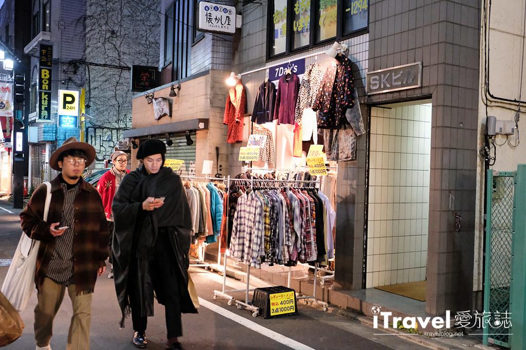 《东京购物血拼》下北泽:古着挖宝购物纪行与美食地图