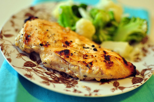 Yogurt Lime Black Pepper Chicken 2