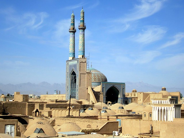 Jame Mosque in Yazd