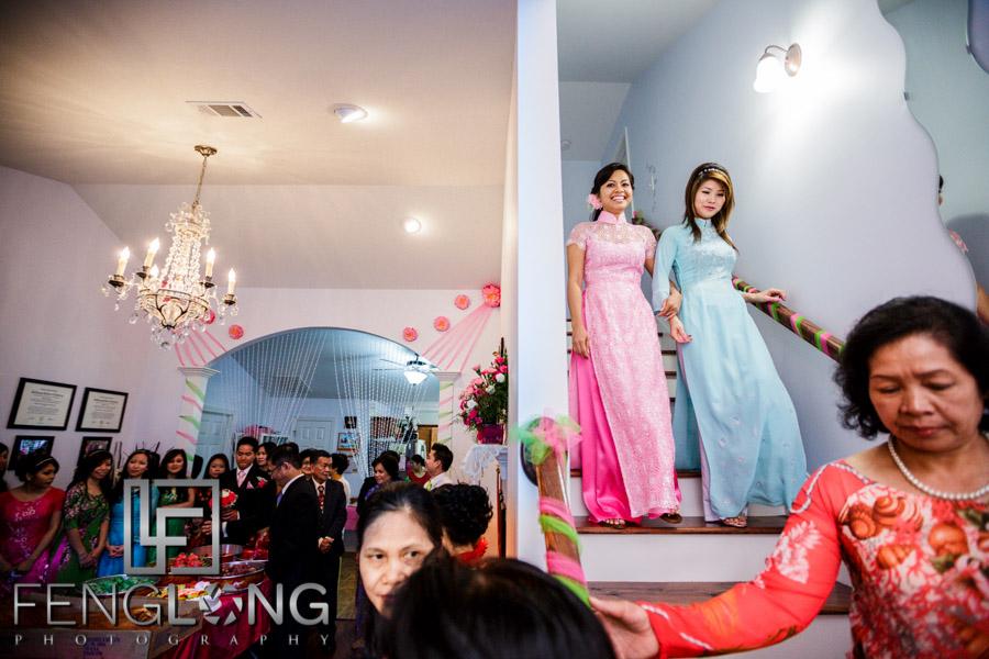 Lien & Andy's Engagement Ceremony | Atlanta Vietnamese Wedding Photography