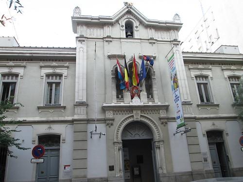 Fundación Carlos de Amberes, Madrid