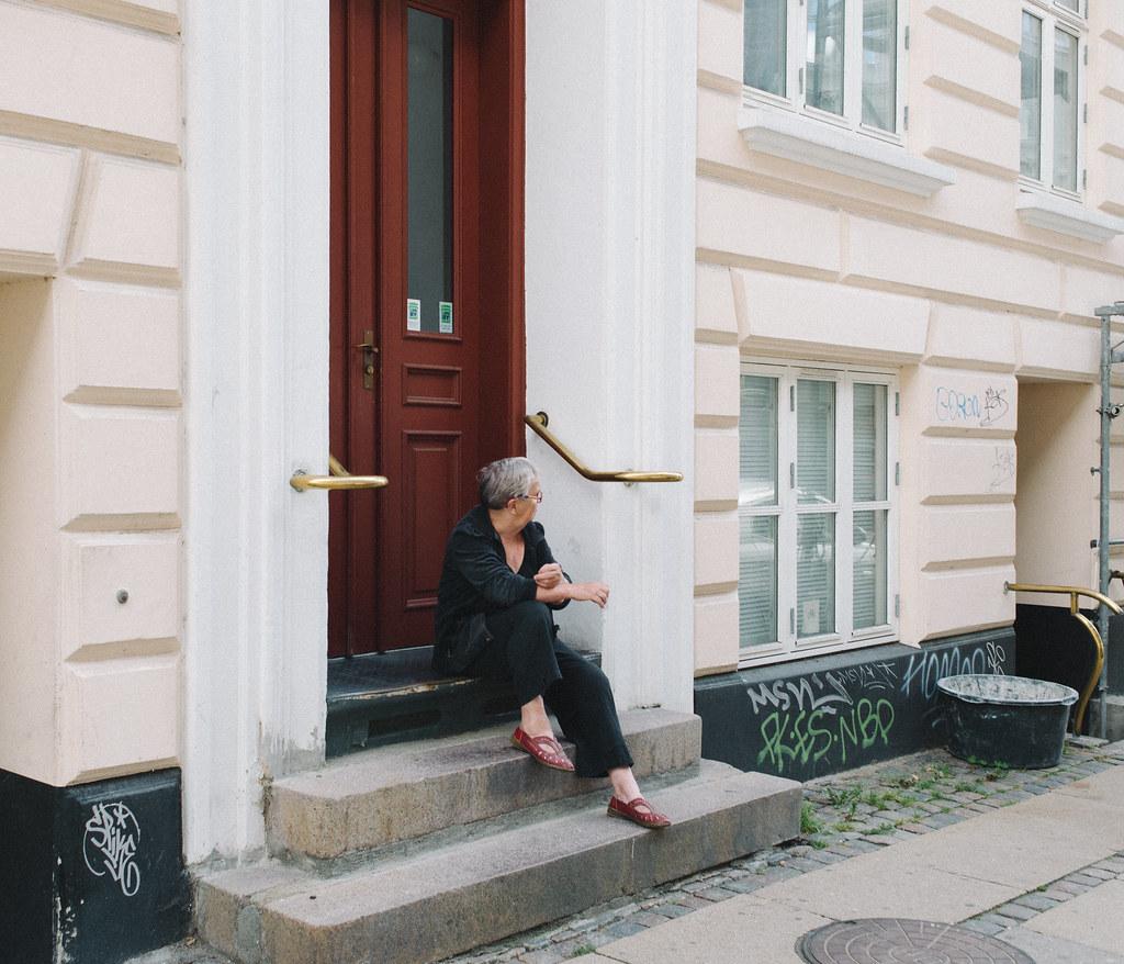 København chills