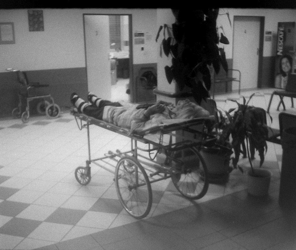 Chaika - In Hospital 2