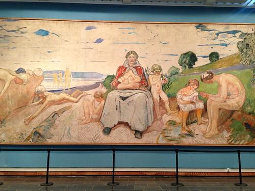 Munch Museum, Oslo. Noruega