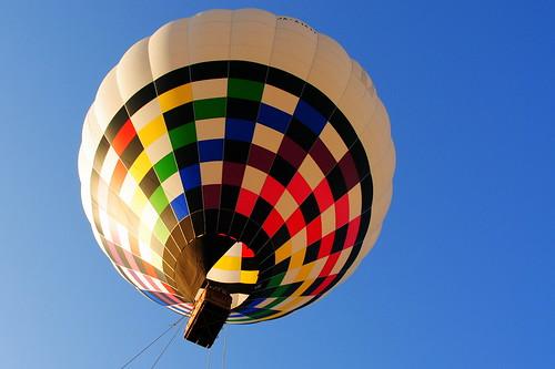 Hot Air Balloon 019r