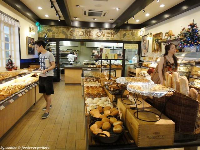 8,Levain Boulangerie & Patisserie Sdn Bhd. No. 7, Jalan Delima, Kuala Lumpur, Malaysia, 55100 Tel+603 2142 6611 (12)