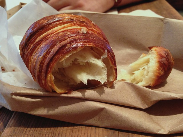 Croissant from The Smile To Go